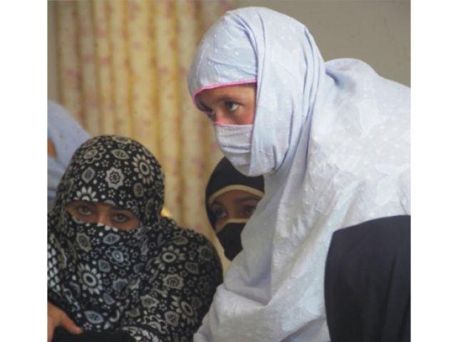 led by khwendo kor entrepreneurs body will help businesswomen in k p fata photo www khwendokor org