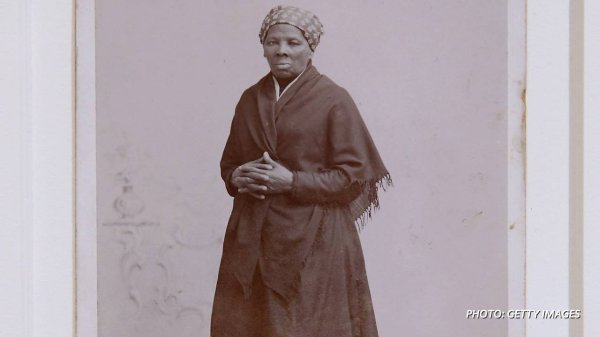 harriet tubman to be put on the 20 bill photo twitter wall street journal