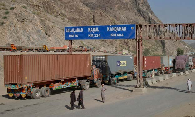 pakistan afghanistan border photo reuters