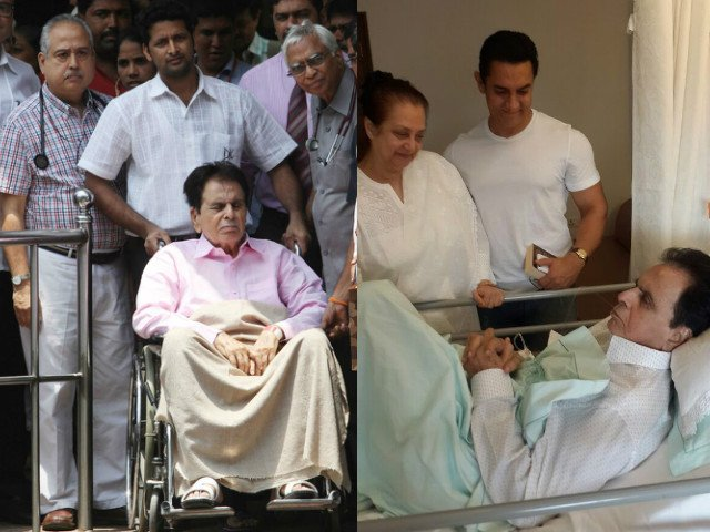 the 93 year old megastar sent blessings to actor aamir khan for visiting him photo file