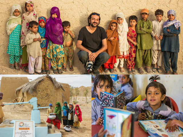 photographer fahad bhatti aims to overcome water education and other crisis with powerful visual stories in pakistan photo file