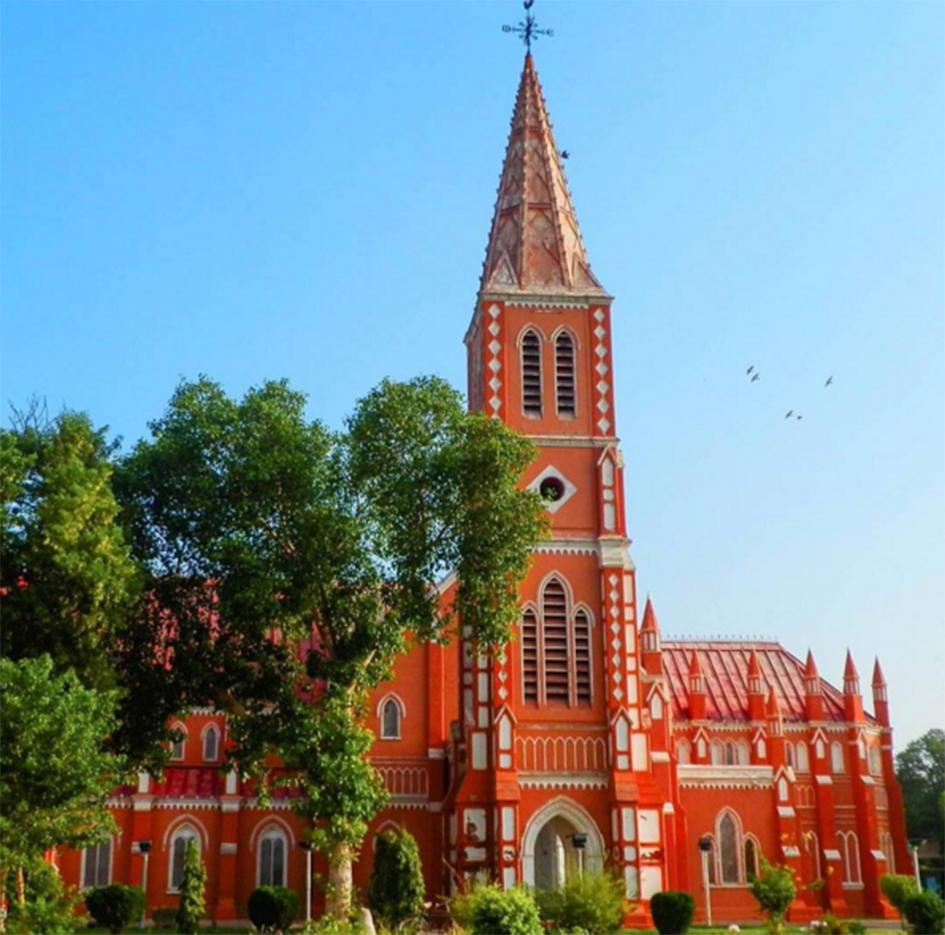 25 beautiful churches across pakistan