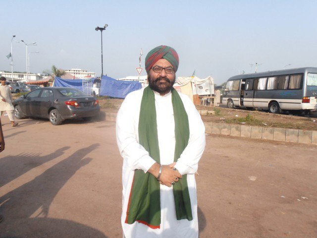 pti 039 s minority minister sardar soran singh photo file