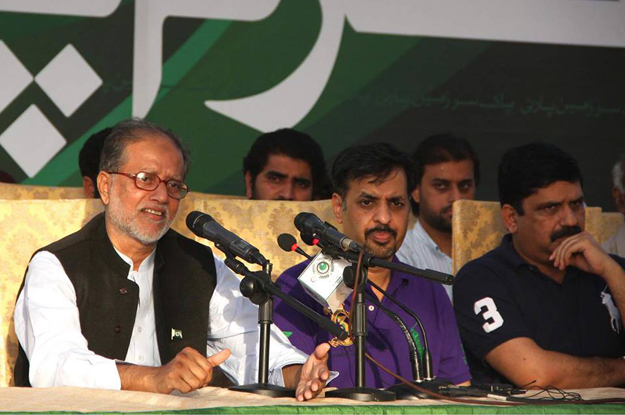 jumping ships pti lawmaker latest to join mustafa kamal s party