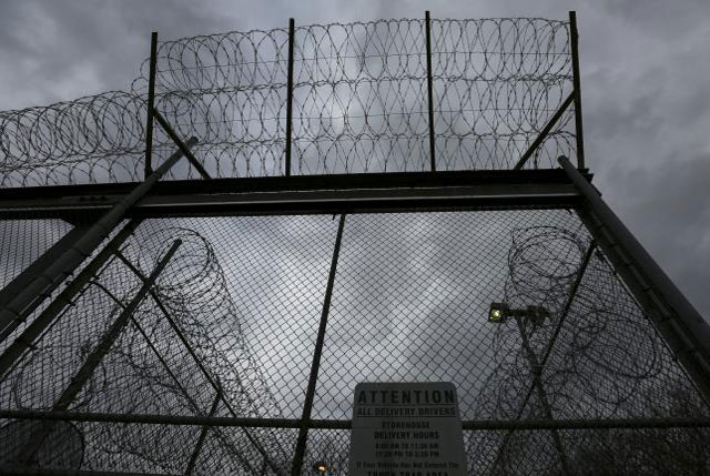 the front gate is pictured at the taconic correctional facility in bedford hills new york april 8 2016 photo reuters
