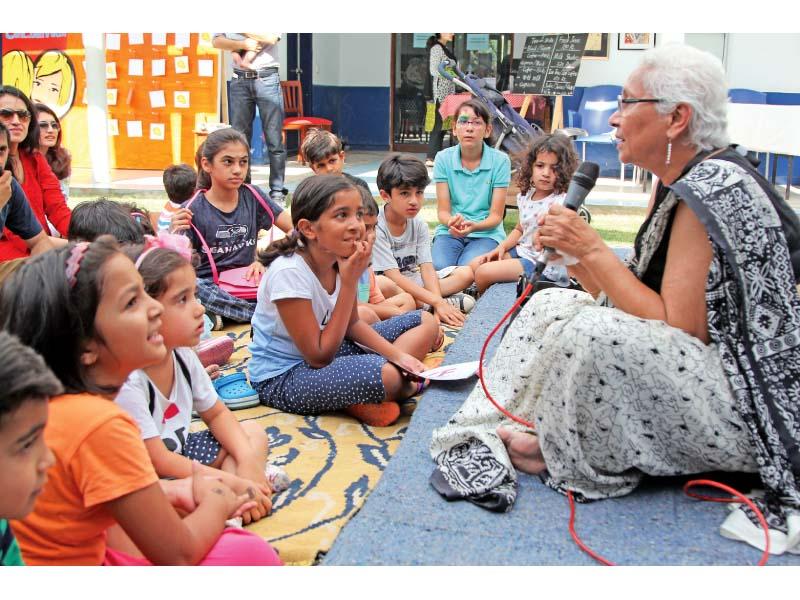 nani amma ki kahaniyan storytelling for children by nuzhat kidvai