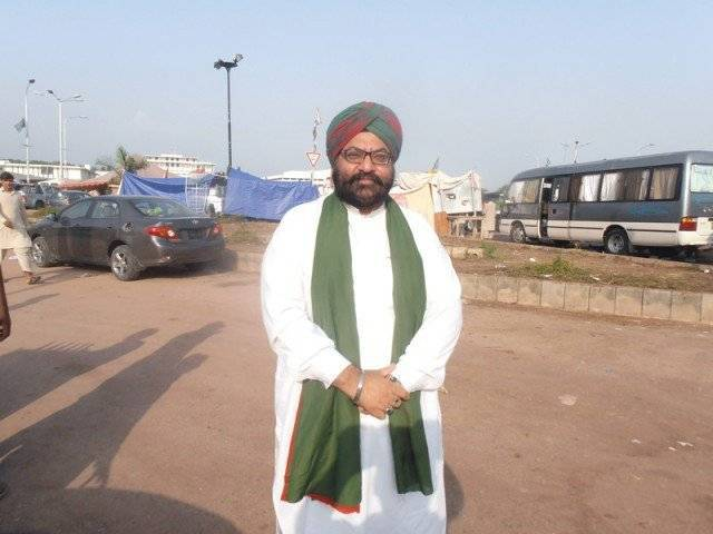 a file photo of pakistan tehreek e insaf mpa sardar soran singh who was gunned down on april 22 in buner