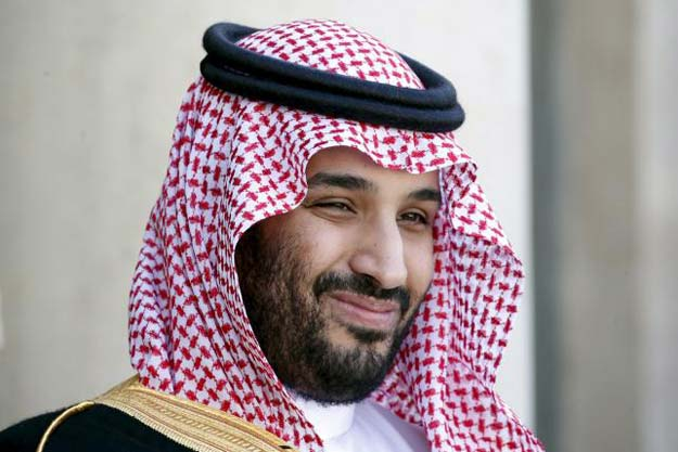 saudi arabia 039 s deputy crown prince mohammed bin salman photo reuters