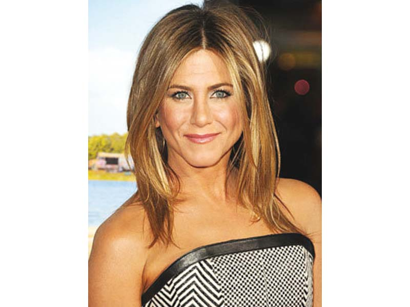 aniston was recently crowned the world s most beautiful woman 2016 by people magazine photo file