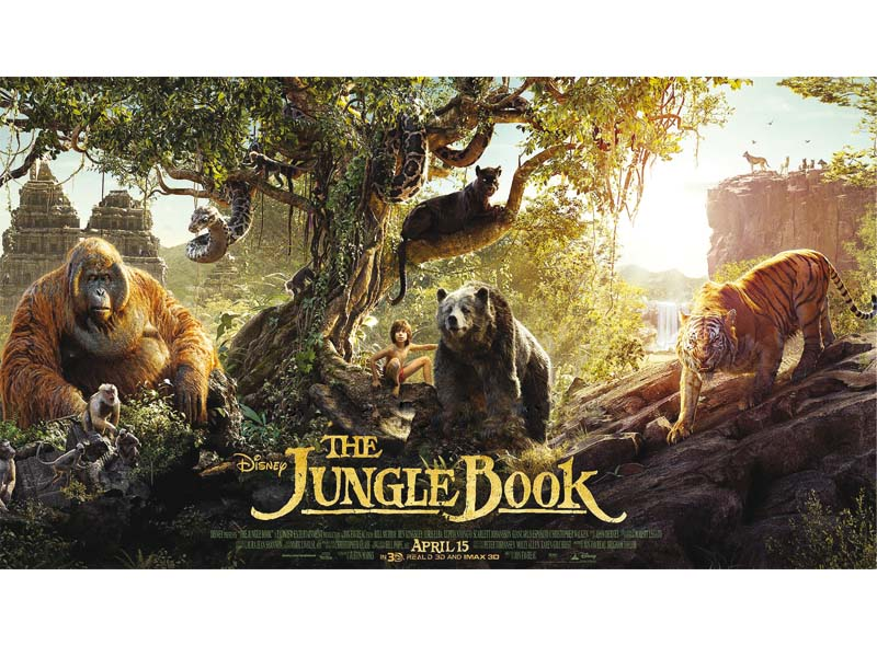 the jungle book has managed to gross 528 5 million on the international box office photo file