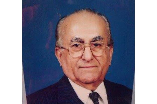 former sindh university vice chancellor ghulam ali allan photo facebook