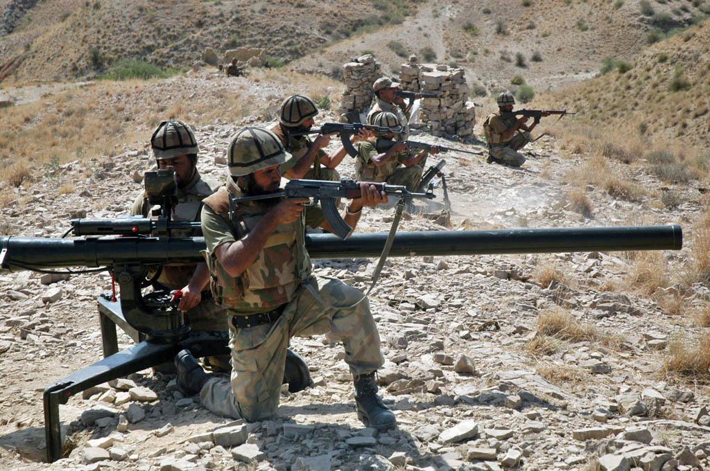 file photo of an operation in fata photo afp