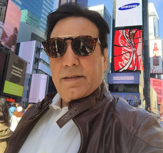one of the movies will feature his son shahzad sheikh in lead role photo javed sheikh