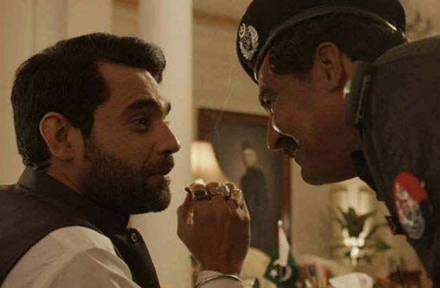 the film was banned by the sindh censor board only for a few hours but why screengrab