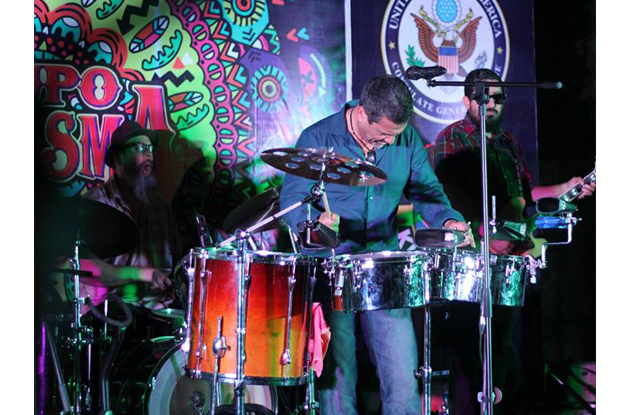 a khas evening latin american music comes to lahore
