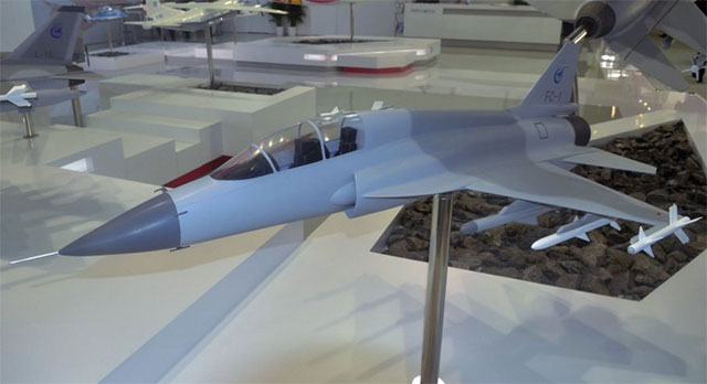 the jet is set to make its maiden flight by the end of this year the paf announced photo source defence pk