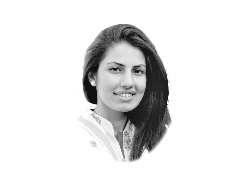the writer is a former sub editor of the express tribune and is now pursuing a phd in women and peace journalism at the university of wollongong australia she tweets ayeshahasan08