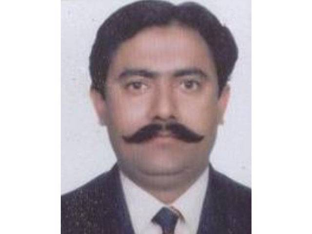 a file photo of muttahida qaumi movement mpa poonjo mal bheel