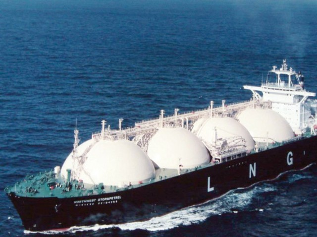 two lng plants to supply power by end of 2017
