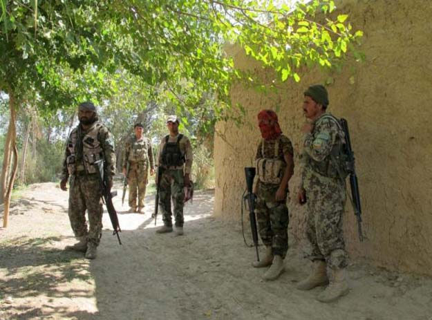 afghan security forces photo reuters