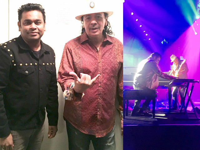 the two music legends rocked the stage in san francisco photo facebook
