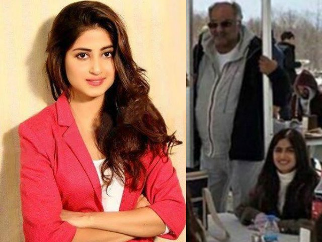 titled 039 mom 039 the film will feature sridevi as sajal 039 s mother