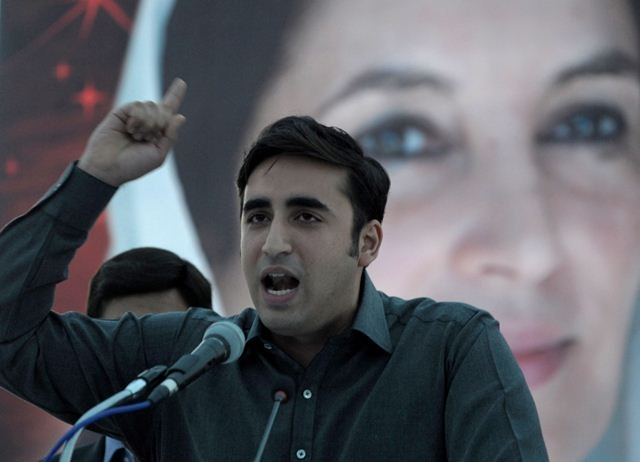 ppp chairman bilawal bhurro zardari photo afp