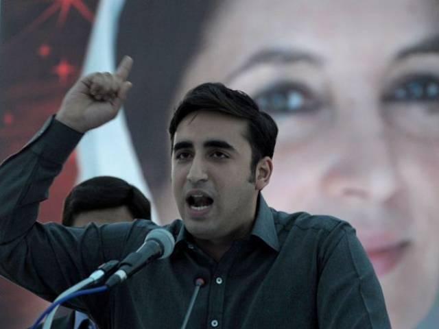 pakistan peoples party chairman bilawal bhutto zardari photo afp