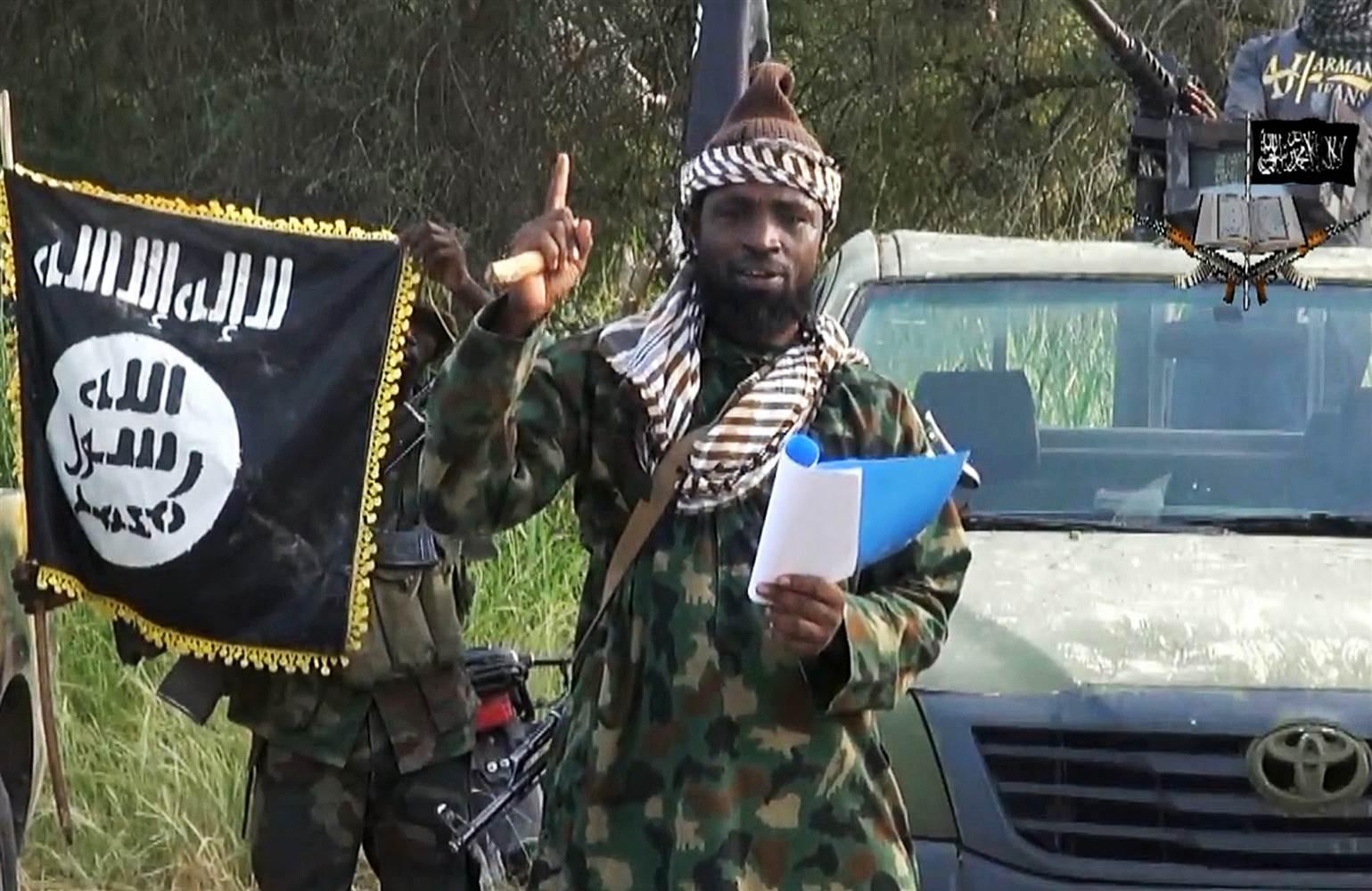 boko haram leader abubakar shekau photo nbc news