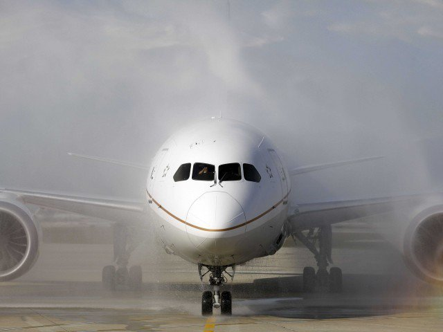 ministry seeks rs330m for aircraft repair