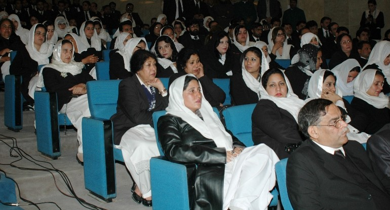seminar more women should join legal profession