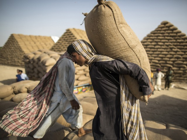 issue of substandard wheat import remains unresolved