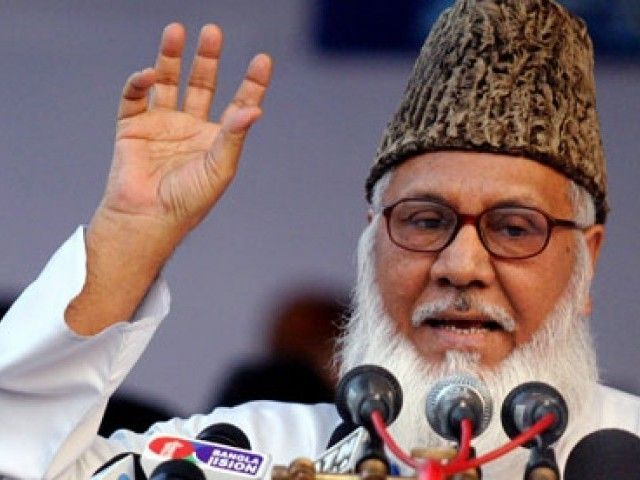 bangladesh clears execution for top extremist leader