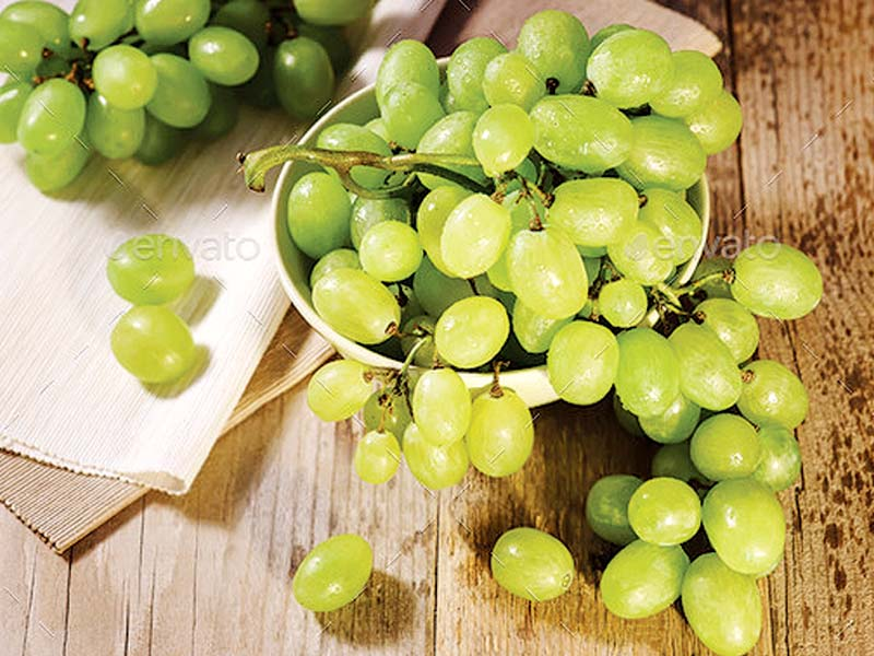 Grapes can trigger improvements in intestinal and systemic health. PHOTO: FILE