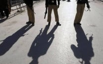 the woman alleged that her husband was killed by the saddar bairuni police in a fake encounter photo afp