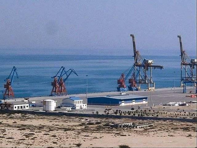 pakistan china economic corridor photo file