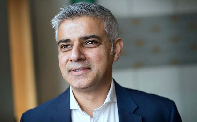 the new mayor of london