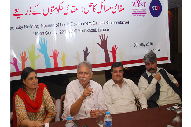 grassroots democracy punjab govt urged not to delay local govts formation