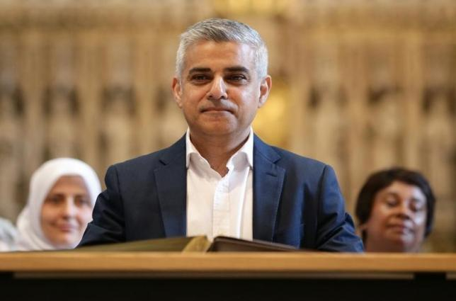 i m not a muslim leader says london mayor