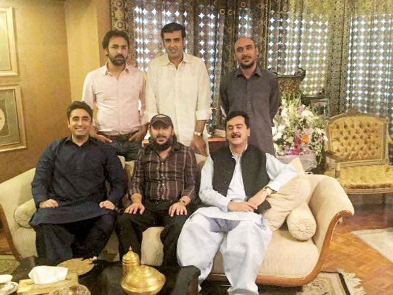 ali haider reunited with family amid celebrations