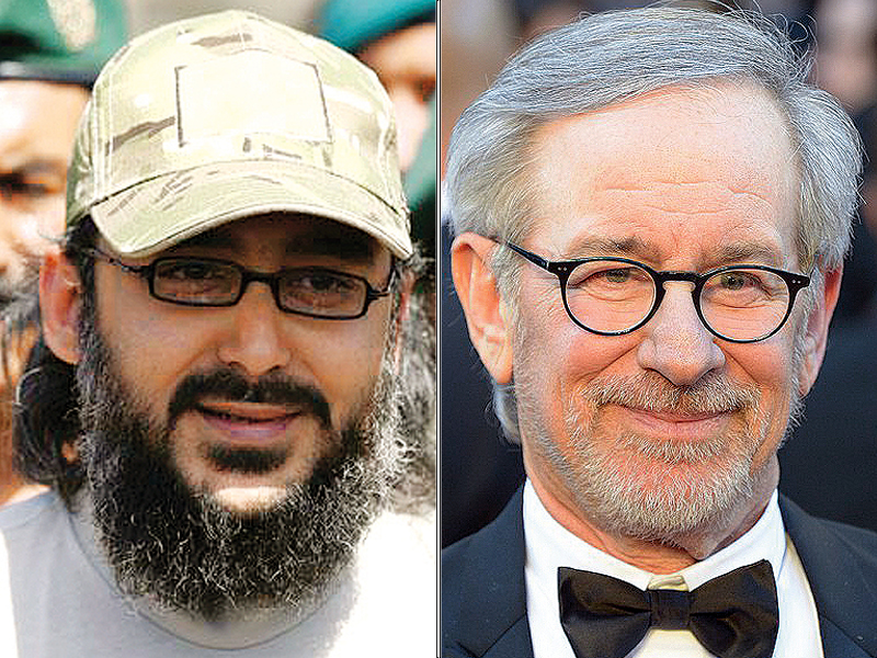 spielberg offered to make film on my life ali haider gilani