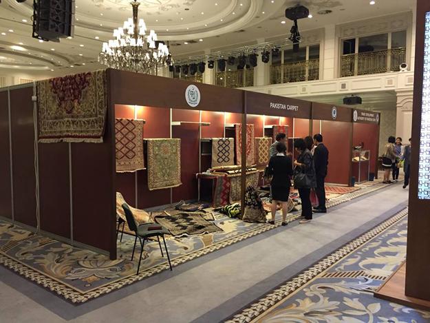 pakistan s trade caravan reaches kazakhstan