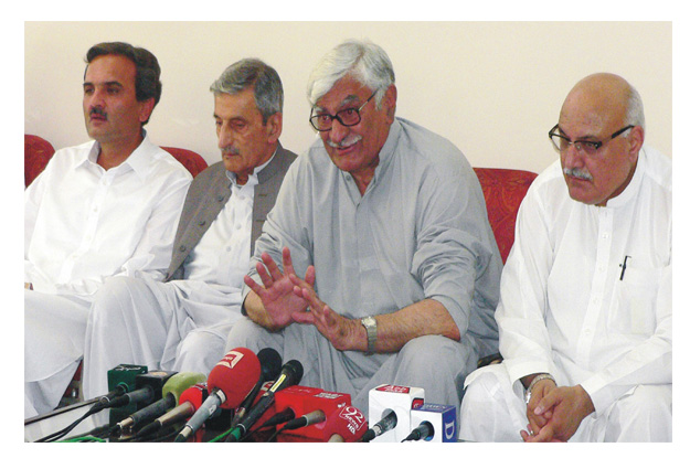 offshore companies anp chief opposes demand of pm s resignation
