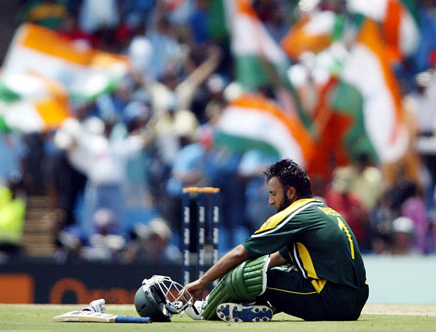 on this day when all was saeed and done against india