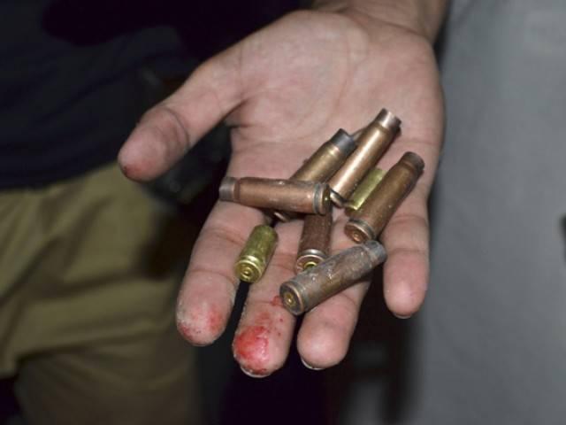 gunmen attack house of former cjp s son in karachi