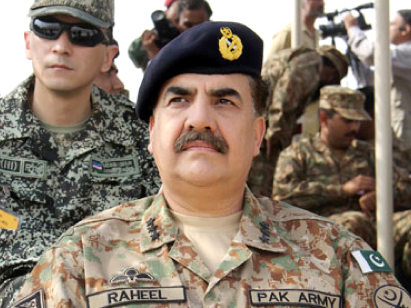 COAS says no military in the world has been able to synergise effects as much as Pakistan Army has single handedly. PHOTO: FILE