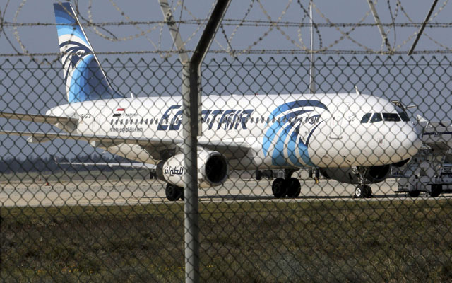 french vessel containing black box probes arrives to egyptair search zone