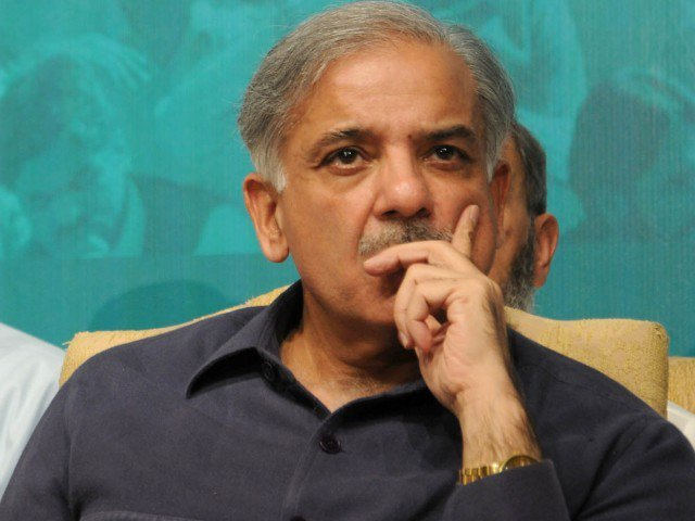 shahbaz sharif photo tariq hasan express