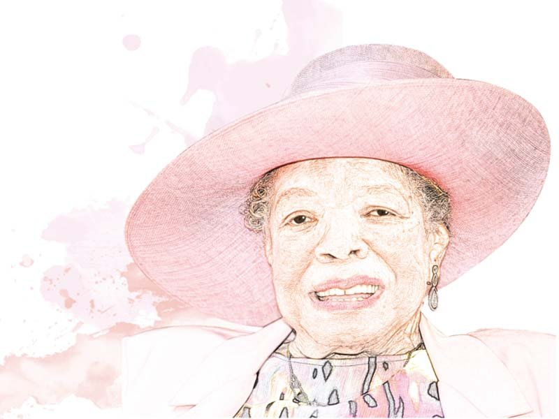 two years after her death maya angelou remains relevant