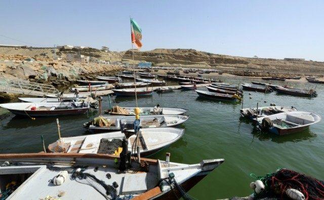 chabahar port photo afp